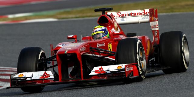 La Ferrari, l'Inghilterra e la loro storia infinita