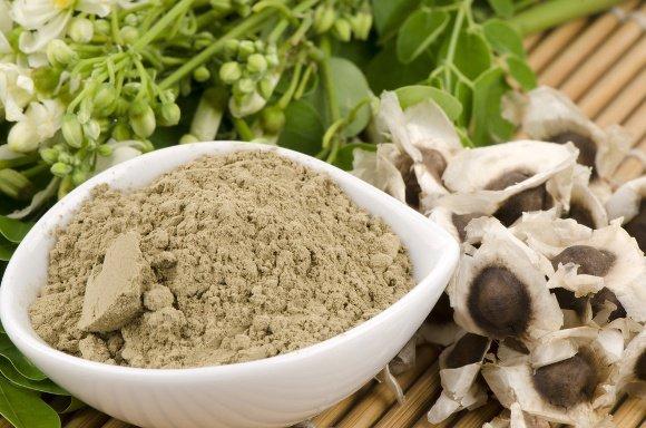 Proprietà e benefici della moringa oleifera