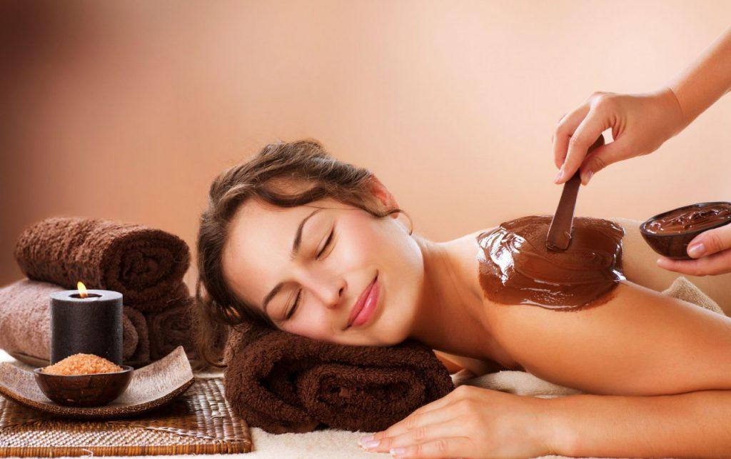 Massaggio al cioccolato?
