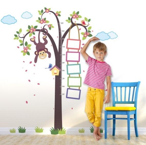 Perché utilizzare gli adesivi per bambini per il muro
